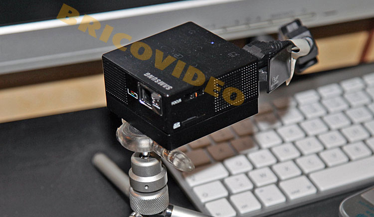 nano projecteur video led