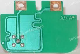 adaptateur d impedance uhf