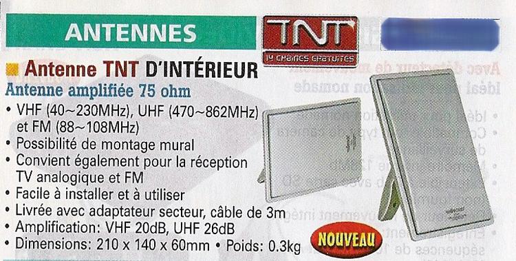 antenne tnt bv 2775