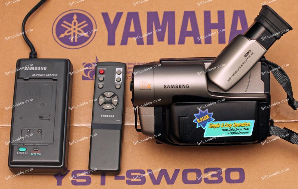 caméscope 8mm Samsung