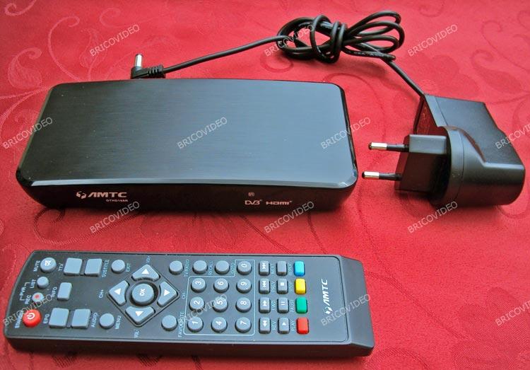 décodeur TNT HD premier prix 19,90€