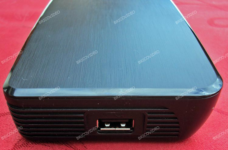 décodeur TNT HD prise USB