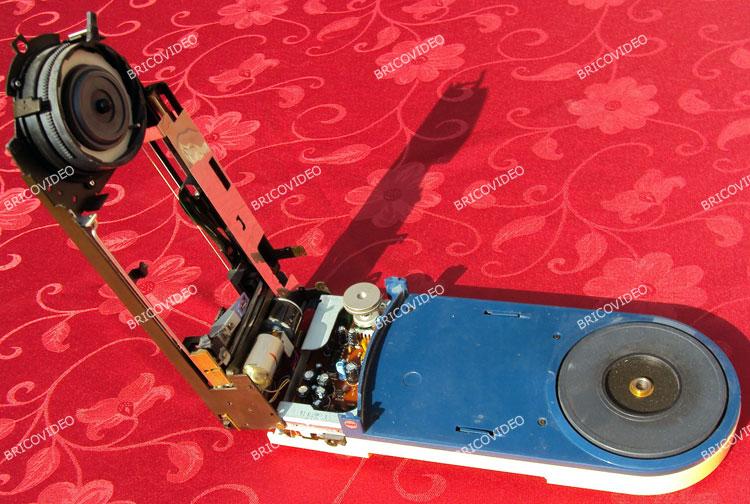 BricoVidéo image du jour - Dépannage Audio Vintage Sony PS-F5
