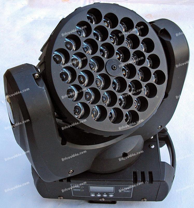 dépannage Lyre remplacement condensateurs