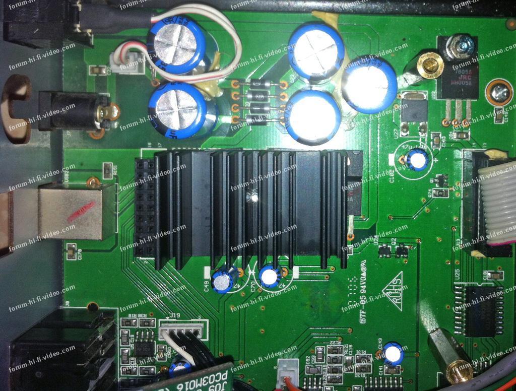 dépannage table de mixage Numark DXM 01 USB