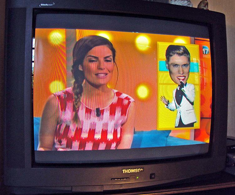 image TNT HD sur une TV non HD