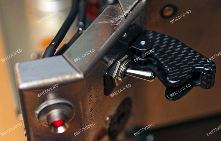 installer interrupteur avec voyant McIntosh MC2100