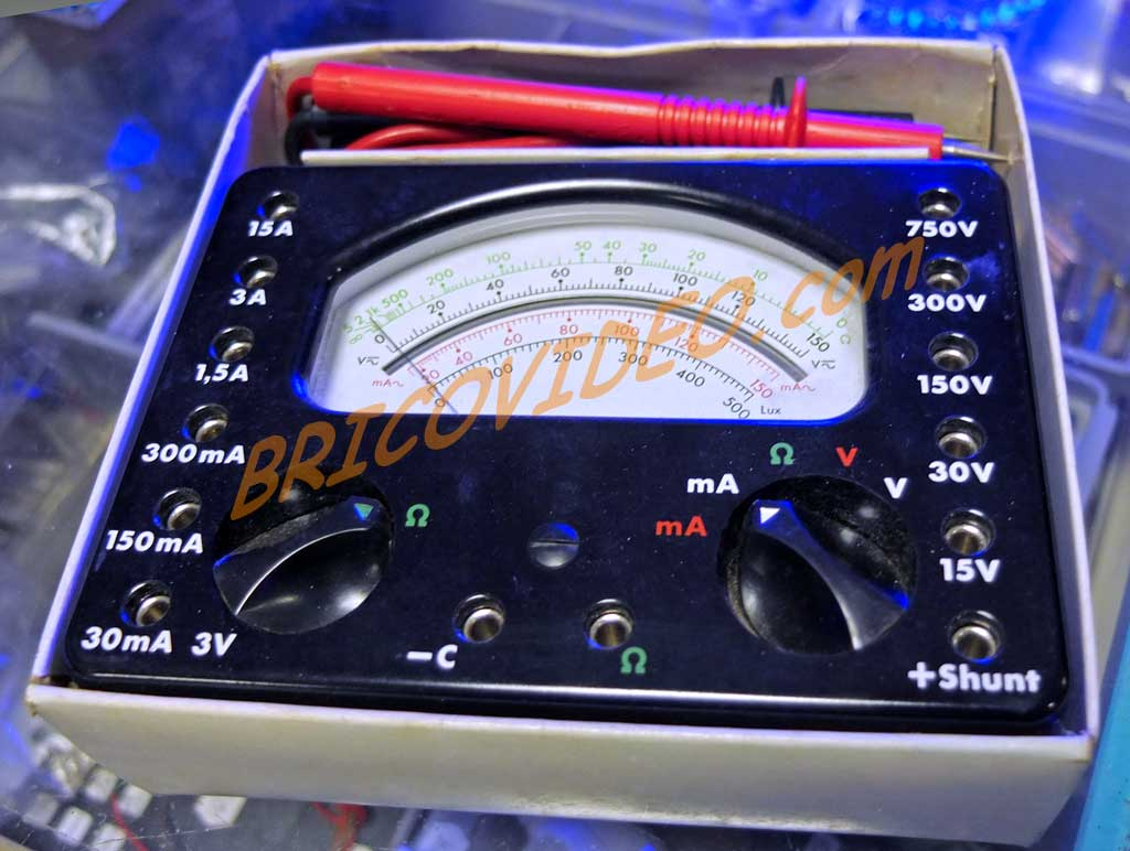 multimètre Metrix MX 453